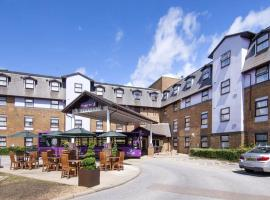 Premier Inn London Gatwick Airport - A23 Airport Way Gatwick United Kingdom