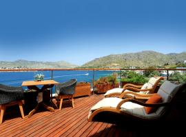 Hotel Photo: Loryma Luxury Hotel Bozburun
