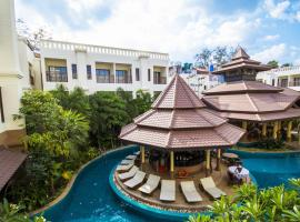 Shanaya Beach Resort & Spa Phuket Patong Beach Thajsko