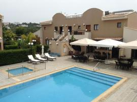 Avillion Holiday Apartments Paphos City Republic of Cyprus