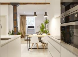 Bois et Fer Apartment by FeelFree Rentals San Sebastián Spain