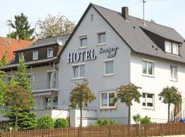 Hotel Photo: Hotel Sonnenhof