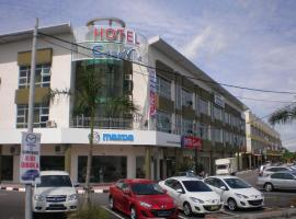 Hotel photo: Casavilla Hotel Taiping