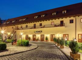 Lindner Hotel Prague Castle Prague Czech Republic