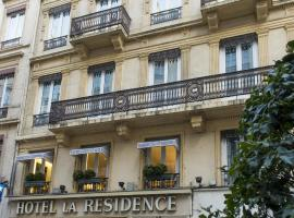 A picture of the hotel: La Résidence