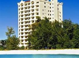 Hotel near  Francisco C Ada Saipan Intl  airport:  Aquarius Beach Tower