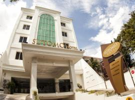 A picture of the hotel: Hotel Sutomo Makassar