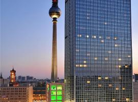Hotel Photo: Park Inn by Radisson Berlin Alexanderplatz