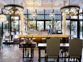 Cotton House Hotel, Autograph Collection, A Marriott Luxury & Lifestyle Hotel Barcelona Spain