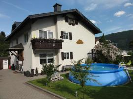 Pension AdlerHorst Steindorf am Ossiacher See Austria