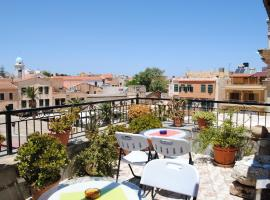 Traditional Idramon Hotel Chania Town Greece