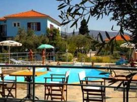 Diamanti Molivos Studios & Apartments Mythimna Greece