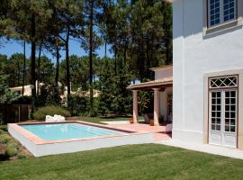 Stunning Villa at Aroeira Golf Resort Charneca Portugal