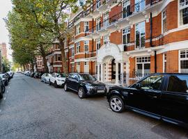 Hotel Photo: Veeve - Apartment Iverna Gardens - Kensington