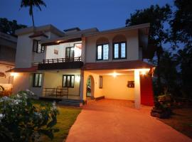 Goku's Homestay Alleppey India