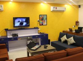 Joey's Hostel New Delhi India