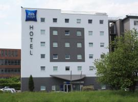 ibis Budget Hotel Luxembourg Aeroport Luxembourg Luxembourg
