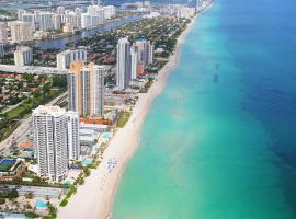 Marenas Beach Resort Sunny Isles Beach United States