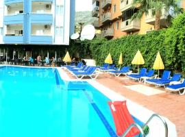 Fun Point Apart Hotel Alanya Turkey