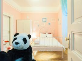 Say Hello Panda Jack Apartment Прага Чешка република