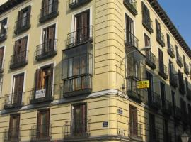 Hostal Tudescos Madrid Spain