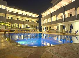 Christina Beach Hotel Kissamos Greece