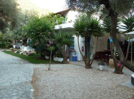 Oceanis Rooms Mikros Gialos Greece