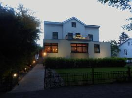 Hotel photo: Hotel Stadtpark-garni