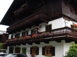 Hotel Photo: Pension Haus Christl