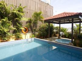 Mookai Hotel Male City Maldive