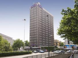 Premier Inn Bristol City Centre - Haymarket Bristol United Kingdom