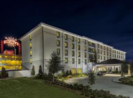 Boomtown Casino and Hotel New Orleans Harvey USA