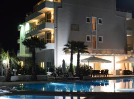 Sidari Beach Hotel Sidárion Greece