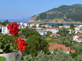 Remvi Apartments Skopelos Town Greece