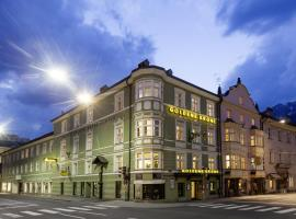 A picture of the hotel: Hotel Goldene Krone Innsbruck