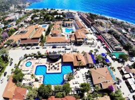 Hotel photo: Liberty Hotels Oludeniz