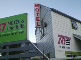 A picture of the hotel: 747 Motel & Car Hire