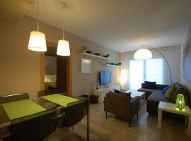Hotel photo: Lets Holidays New Flat Beachfront In Castelldefels