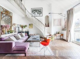 onefinestay – Trocadéro private homes Paris France