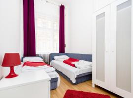 Grand Boulevard Apartments Budapest Hongrie