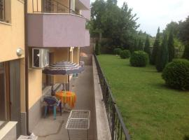 Apartments Vicente Golden Sands Bulgarije