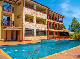 Rosemary Courts Hotel Entebbe Uganda