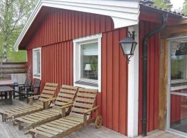 Three-Bedroom Holiday home with a Fireplace in Brokind Brokind Sweden