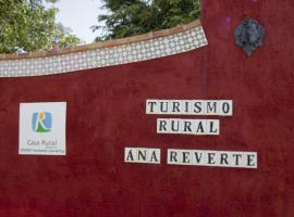Hotel photo: Casa Rural Ana Reverte