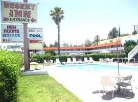 Hotel Photo: Desert Inn Motel