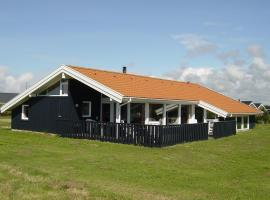 Hotel Photo: Five-Bedroom Holiday Home Nordsøvej with a Sauna 09