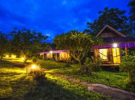 Romantic Time Mountain Resort Pai Thailand