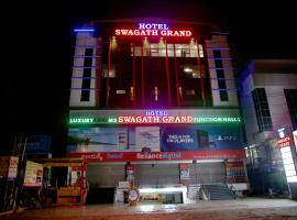 Hotel Swagath Grand A.S. Rao Nagar Hyderabad India