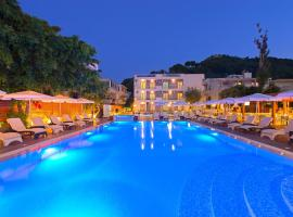 Sunny Days Apartments Hotel Ixia Griechenland