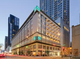 AC Hotel Chicago Downtown by Marriott, A Marriott Luxury & Lifestyle Hotel Chicago USA